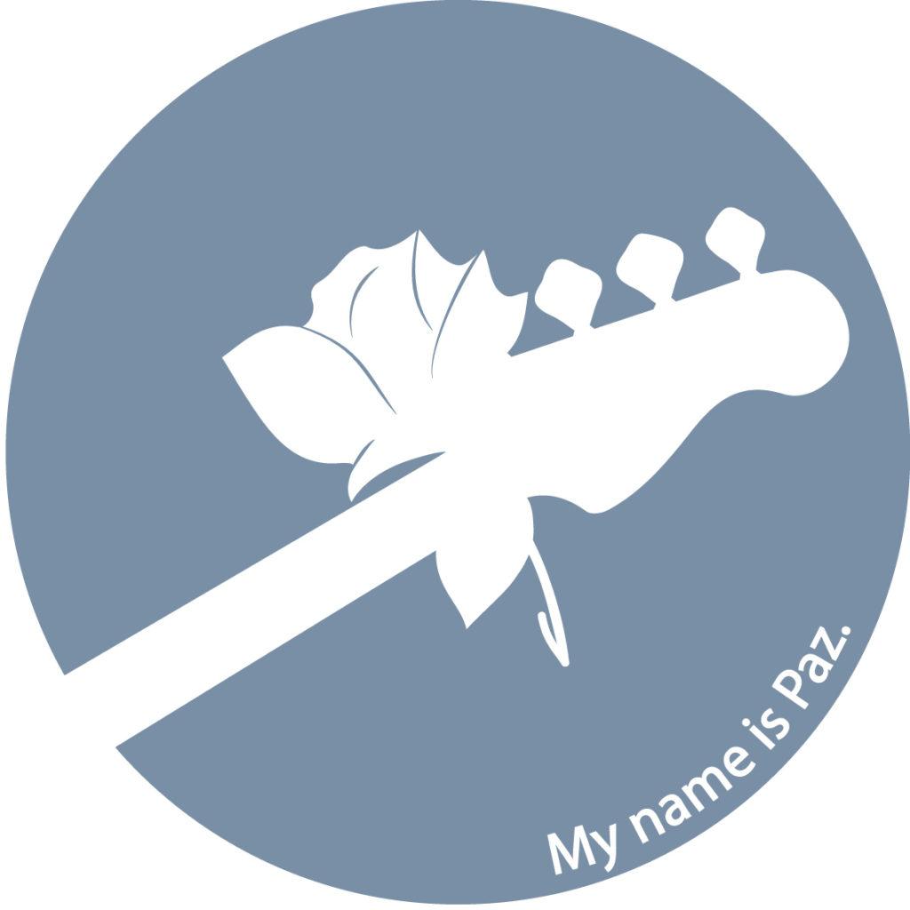 Logo-Entwurf für ein Band-T-Shirt